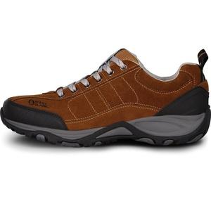 Pánske kožené outdoorové topánky NORDBLANC Main NBLC82 ZHN, Nordblanc