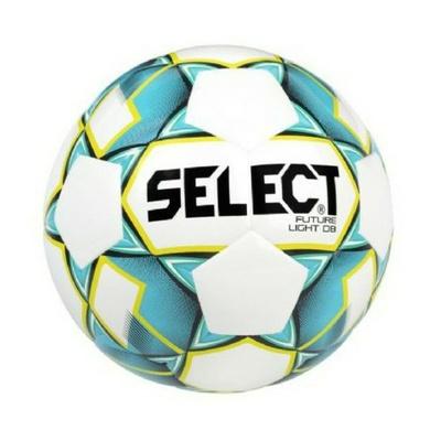 Futbalová lopta Select FB Future Light DB biela zelená, Select