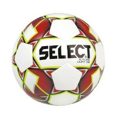 Futbalová lopta Select FB Future Light DB biela červená, Select