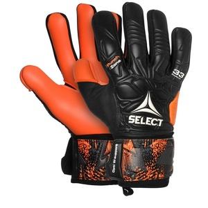 Brankárske rukavice Select GK gloves 33 Allround Negative Cut čierno oranžová, Select