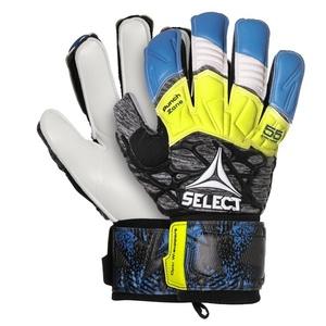Brankárske rukavice Select GK gloves 55 Extra Force Flat cut modro sivá, Select