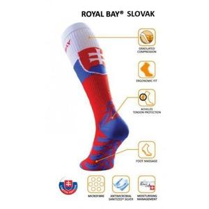 Kompresný podkolienky ROYAL BAY® Classic SLOVAK edition, ROYAL BAY®