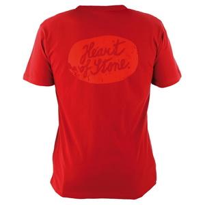 Tričko Rafiki Slack Pompeian red, Rafiki