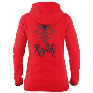 Mikina Rafiki Yucca Fiery red, Rafiki