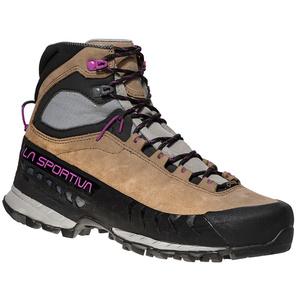 Dámske topánky La Sportiva TX5 GTX Women Stone taupe / purple, La Sportiva