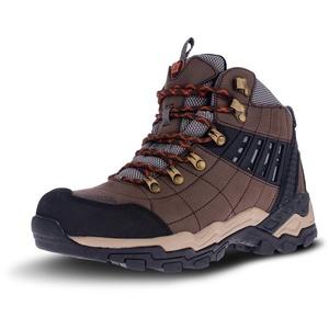 Pánske kožené outdoorové topánky NORDBLANC Earth NBHC86 HND, Nordblanc