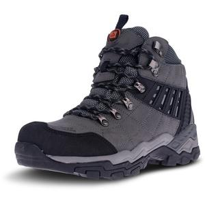Pánske kožené outdoorové topánky NORDBLANC Earth NBHC86 SDA, Nordblanc