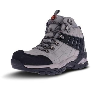 Pánske kožené outdoorové topánky NORDBLANC Earth NBHC86 SVS, Nordblanc