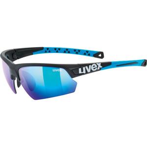 Športové okuliare Uvex SPORTSTYLE 224, Black Mat Blue (2416), Uvex