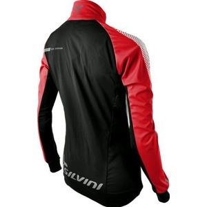 Dámska softshellová bunda Silvini Montagno WJ417 red/black, Silvini