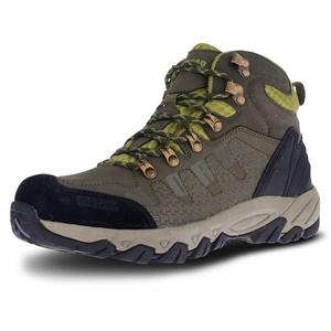 Pánske kožené outdoorové topánky NORDBLANC Rugged NBHC87 KHI, Nordblanc