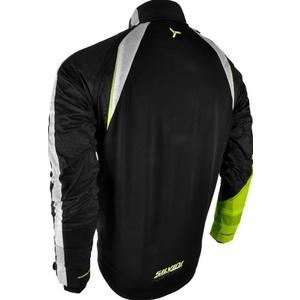 Pánska bunda Silvini OMBRONE MJ706 black-neon, Silvini