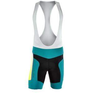 Pánske cyklistické nohavice Silvini MERRE MP605 ocean-neon, Silvini