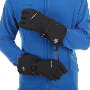 Rukavice Mammut Máša 2 in 1 Glove (1190-05861) black 0001, Mammut