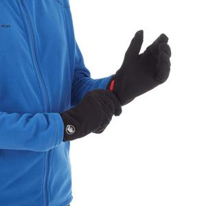 Rukavice Mammut Fleece Glove (190-05921) black 0001, Mammut