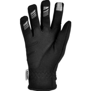 Pánske rukavice Silvini ORTLES MA722 black-charcoal, Silvini