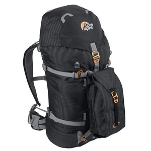 Vak Lowe Alpine Crampon Bag BL black, Lowe alpine