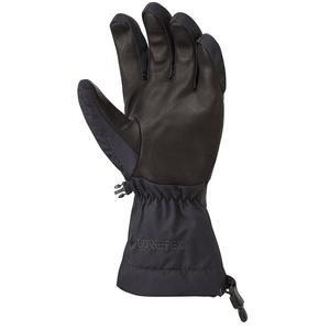 Rukavice Rab Pinnacle GTX Glove black / bl, Rab