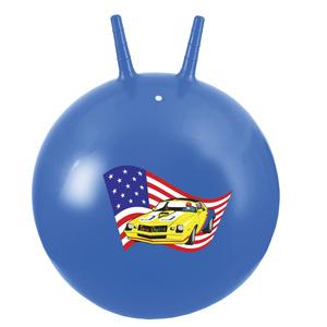 Skákacia lopta Spokey NAZCAR 45 cm, Spokey