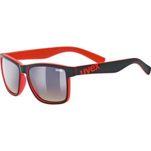 Slnečný okuliare Uvex LGL 39 Black Mat Red (2316), Uvex