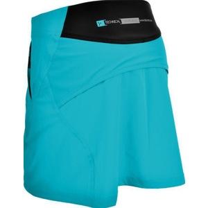 Dámska cyklistická sukňa Silvini INVIO WS859 turquoise, Silvini