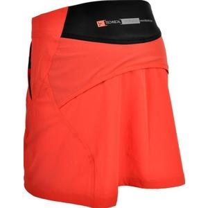 Dámska cyklistická sukňa Silvini INVIO WS859 coral, Silvini