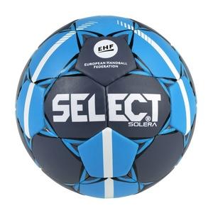Hádzanárska lopta Select HB Solera šedo modrá, Select