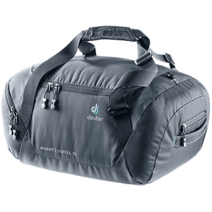 Cestovný taška Deuter Avianto Duffel 35 black, Deuter