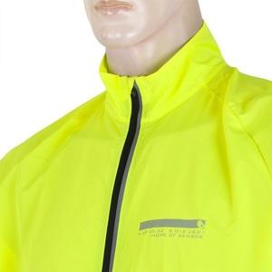 Pánska bunda Sensor Parachute Extralite reflexná žltá 15100119, Sensor
