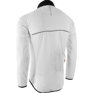 Pánska ultra light bunda Silvini GELA MJ801 white-black, Silvini