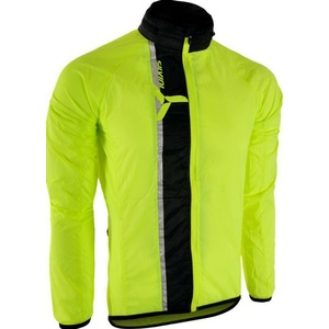 Pánska ultra light bunda Silvini GELA MJ801 neon-black, Silvini