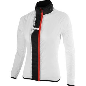 Dámska ultra light bunda Silvini GELA WJ802 white-black, Silvini