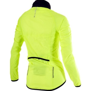 Dámska ultra light bunda Silvini GELA WJ802 neon-black, Silvini