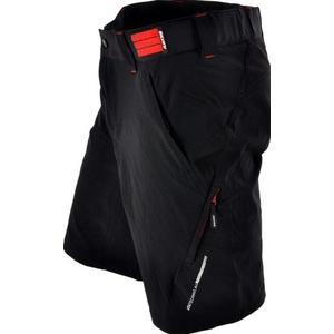 Pánske MTB cyklistické nohavice Silvini ELVO MP809 black-red, Silvini