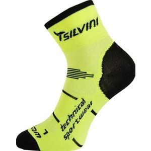 Ponožky Silvini Orato UA445 neon, Silvini