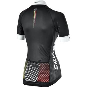 Dámsky cyklistický dres Silvini TEAM WD837 black, Silvini
