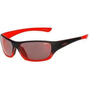 Detské slnečné okuliare RELAX Mona čierno oranžové R3066B, Relax