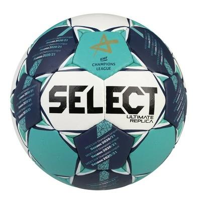 Lopta na hádzanú Select HB Ultimate Replica CL men biela a zelená, Select