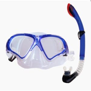 Sada Spokey TORTUGA okuliare + šnorchel modrá, Spokey