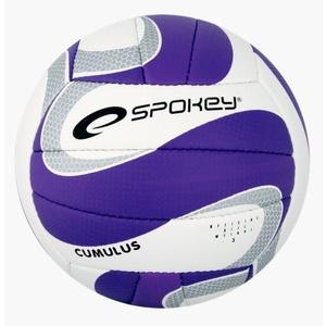 Volejbalový lopta Spokey CUMULUS II fialový, Spokey