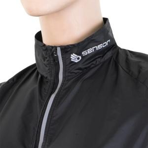 Dámska bunda Sensor Parachute Extralite čierna 14100005, Sensor