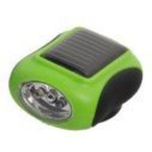 Svietidlo Frendo Dynamo XS solar zelená, Frendo