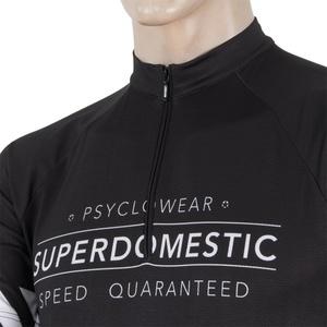 Pánsky dres Sensor Superdomestic čierna 16100028, Sensor