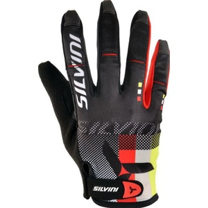 Pánske rukavice Silvini TEAM MA850 black, Silvini