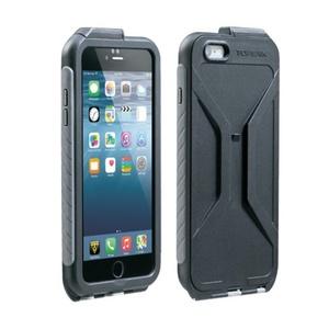 Obal Topeak Weatherproof RideCase pre iPhone 6 Plus čierna / šedá TT9848BG, Topeak