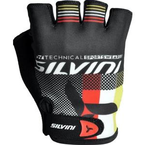Pánske rukavice Silvini TEAM MA844 black, Silvini