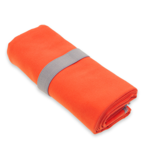 rýchloschnúci uterák Yate HIS farba lososová L 50x100 cm