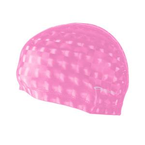 Plavecká čiapka Spokey TORPEDO 3D ružová