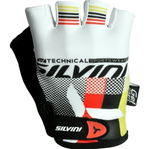 Dámske rukavice Silvini TEAM WA845 white, Silvini