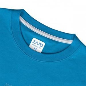 Tričko Zajo Bormio T-shirt Blue Jewel Nature, Zajo